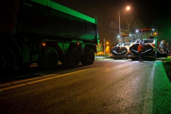 Amersfoort en de kunst van het wegenonderhoud*
